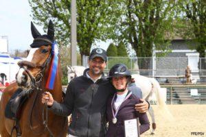 Ecurie-raphael-cochet-concours-complet-equitation-la-louviere-Eleonore-musa-vice-championne-pro-2